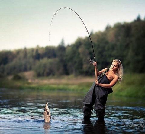 Подсечка совет для рыбака