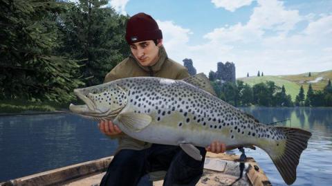 Игра рыбалка The Catch: Carp & Coarse