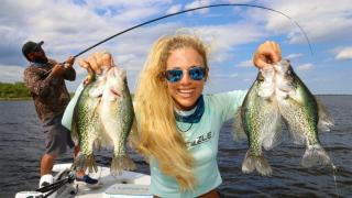 Видео о рыбалке разное