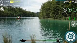 4 уровень и много рыбы My Fishing World