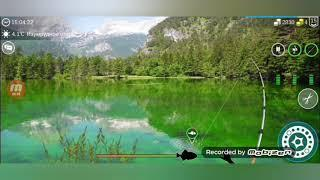 My Fishing World #11 // Поднял 16 уровень // Охота за щукой травянкрй на ИЗУМРУДНОМ ОЗЕРЕ...