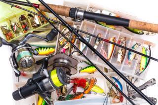 Рыболовные снасти, настройки