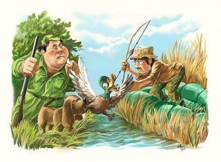 Рыбалка И Охота Видео