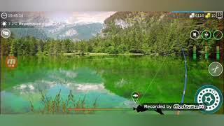 My Fishing World #7 // 11 уровень и рыбалка на Изумрудном озере!