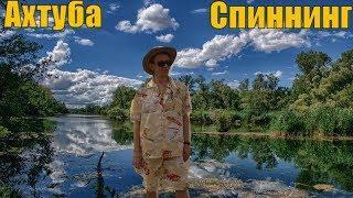 ✔ Русская рыбалка 4 ✔  РР4  Ахтуба на спиннинг