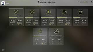Русская рыбалка 4 - Навыки в игре